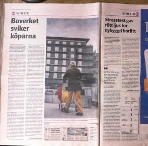 Svenska Dagbladet 19 april